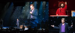 Conan O'Brien (w/ Reggie Watts) – McFarlin Auditorium – University Park, TX