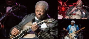 B.B. King (w/ Buddy Guy) – Allen Event Center – Allen, TX