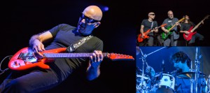 Joe Satriani (w/ Steve Morse) – Verizon Theatre – Grand Prairie, TX