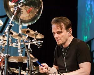 Gavin Harrison performs at Lonestar Percussion - Dallas, TX | Copyright 2013 - North Texas Live!