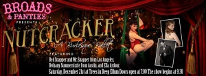Upcoming Event: A Nearly Naked Nutcracker – Trees in Deep Ellum