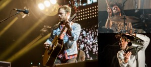 Kings of Leon (w/ Kongos, Young The Giant) – Gexa Pavilion – Dallas, TX