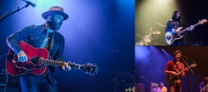City and Colour (w/ Clear Plastic Masks) – Verizon Theater – Grand Prairie, TX