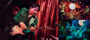 Ian Moore and The Lossy Coils – Three Links – Dallas, TX