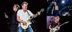 Van Halen (w/ Kenny Wayne Shepherd) – Gexa Pavilion – Dallas, TX