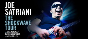 Coming Up: Joe Satriani at The Majestic Theatre