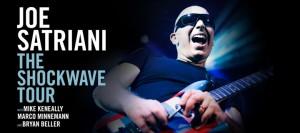 Coming Up: Joe Satriani at The Majestic Theatre