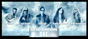 Coming Up: Generation Axe