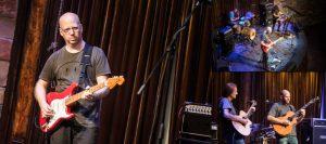 Ozone Squeeze (w/ Franzenstine) – The Guitar Sanctuary – McKinney, TX