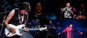 Jeff Beck & Paul Rodgers (w/ Ann Wilson) – Toyota Music Factory – Irving, TX